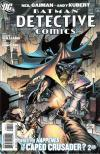 Detective Comics #853 Comic Books - Covers, Scans, Photos  in Detective Comics Comic Books - Covers, Scans, Gallery