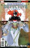 Detective Comics #857 Comic Books - Covers, Scans, Photos  in Detective Comics Comic Books - Covers, Scans, Gallery
