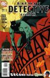 Detective Comics #864 Comic Books - Covers, Scans, Photos  in Detective Comics Comic Books - Covers, Scans, Gallery