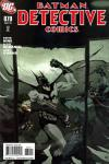 Detective Comics #870 Comic Books - Covers, Scans, Photos  in Detective Comics Comic Books - Covers, Scans, Gallery