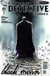 Detective Comics #871 Comic Books - Covers, Scans, Photos  in Detective Comics Comic Books - Covers, Scans, Gallery