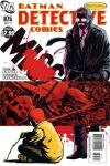 Detective Comics #875 Comic Books - Covers, Scans, Photos  in Detective Comics Comic Books - Covers, Scans, Gallery