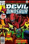 Devil Dinosaur #2 comic books for sale