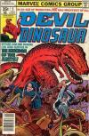 Devil Dinosaur #5 comic books for sale
