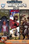 Devil's Due Studios Mix Tape 2016 comic books