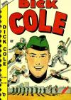 Dick Cole Comic Books. Dick Cole Comics.
