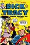 Dick Tracy Comic Books. Dick Tracy Comics.