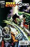 Die-Cut vs. G-Force Comic Books. Die-Cut vs. G-Force Comics.