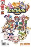 Digimon Digital Monsters comic books
