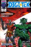 Digitek #3 comic books for sale