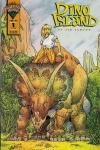 Dino Island comic books