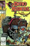 Dino Riders comic books