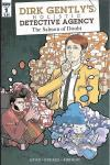 Dirk Gently's Holistic Detective Agency: The Salmon of Doubt # comic book complete sets Dirk Gently's Holistic Detective Agency: The Salmon of Doubt # comic books
