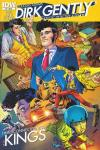 Dirk Gently's Holistic Detective Agency comic books