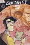 Dirk Gently's Holistic Detective Agency #2 comic books for sale