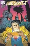 Dirk Gently's Holistic Detective Agency #4 comic books for sale