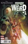 Disney Kingdoms: Seekers of the Weird # comic book complete sets Disney Kingdoms: Seekers of the Weird # comic books