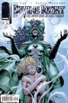 Divine Right #2 comic books for sale