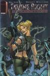 Divine Right #3 comic books for sale
