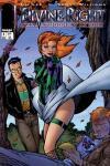 Divine Right #4 comic books for sale