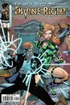 Divine Right #5 comic books for sale