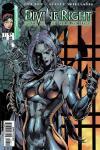 Divine Right #7 comic books for sale