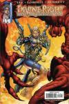 Divine Right #8 comic books for sale