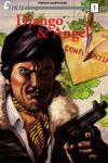 Django and Angel Comic Books. Django and Angel Comics.