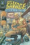 Doc Savage: The Manual of Bronze #1 comic books for sale