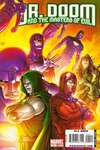Doctor Doom and the Masters of Evil #4 comic books for sale