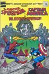 Doctor Doom's Revenge Comic Books. Doctor Doom's Revenge Comics.