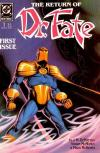 Doctor Fate comic books