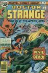 Doctor Strange #16 comic books for sale