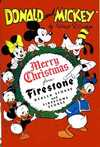 Donald and Mickey Merry Christmas comic books