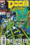 Doom 2099 #13 comic books for sale