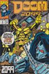 Doom 2099 #4 comic books for sale