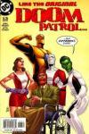 Doom Patrol #13 comic books for sale