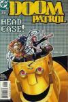 Doom Patrol #15 comic books for sale