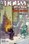 Doom Patrol #16 comic books for sale