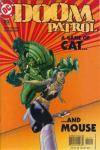 Doom Patrol #21 comic books for sale