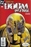 Doom Patrol #22 comic books for sale