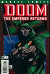 Doom: The Emperor Returns #1 comic books for sale
