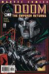 Doom: The Emperor Returns #2 comic books for sale