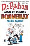 Dr. Radium: Man of Science #3 comic books for sale