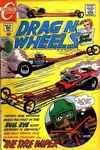 Drag 'N' Wheels #37 comic books for sale