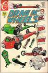 Drag 'N' Wheels #40 comic books for sale