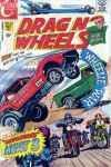 Drag 'N' Wheels #43 comic books for sale