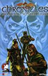 Dragonlance Chronicles: Dragons of Winter Night comic books