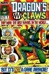 Dragon's Claws comic books