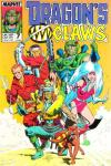 Dragon's Claws #7 comic books for sale